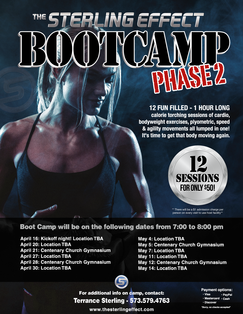 The Sterling Effect Adult Boot Camp