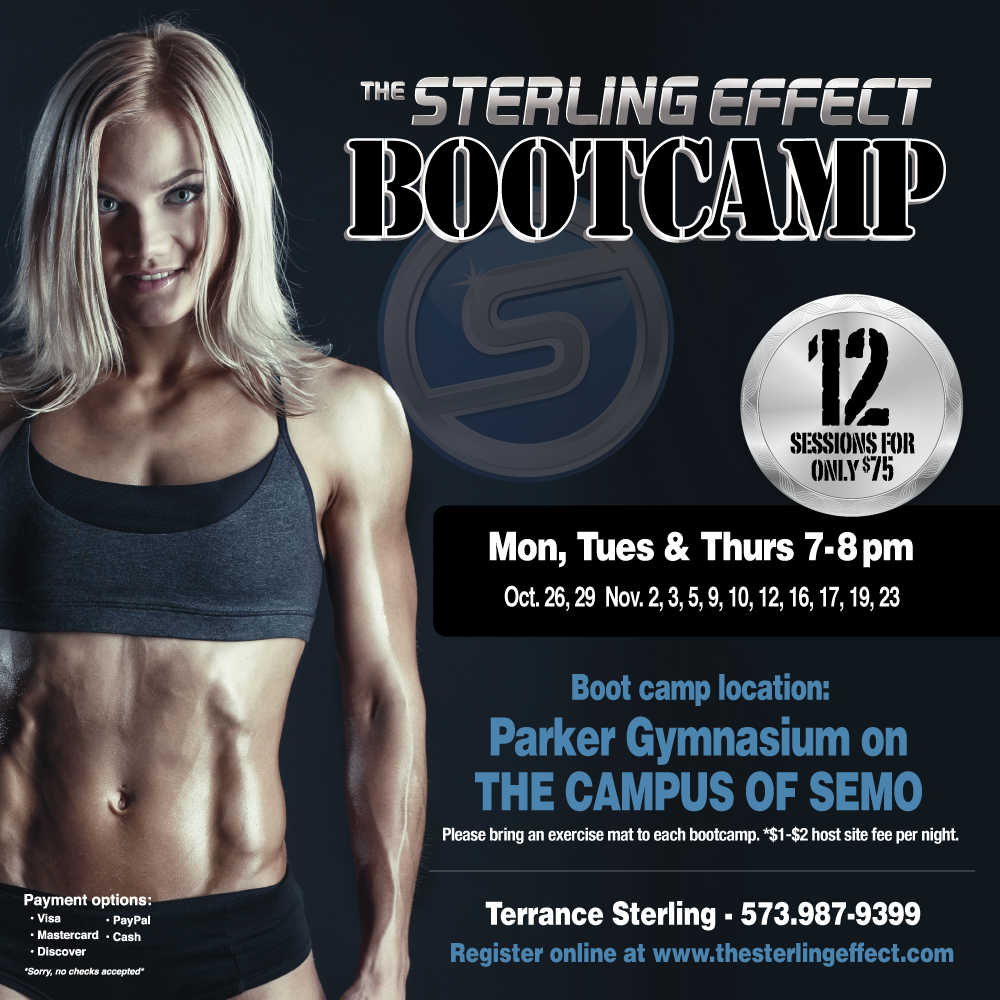 The Sterling Effect Fall Boot Camp