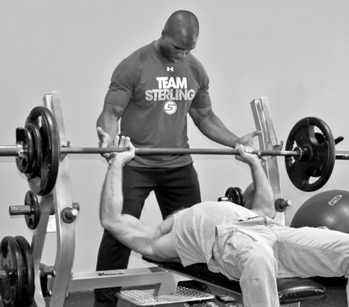 Terrance Sterling - Personal Trainer