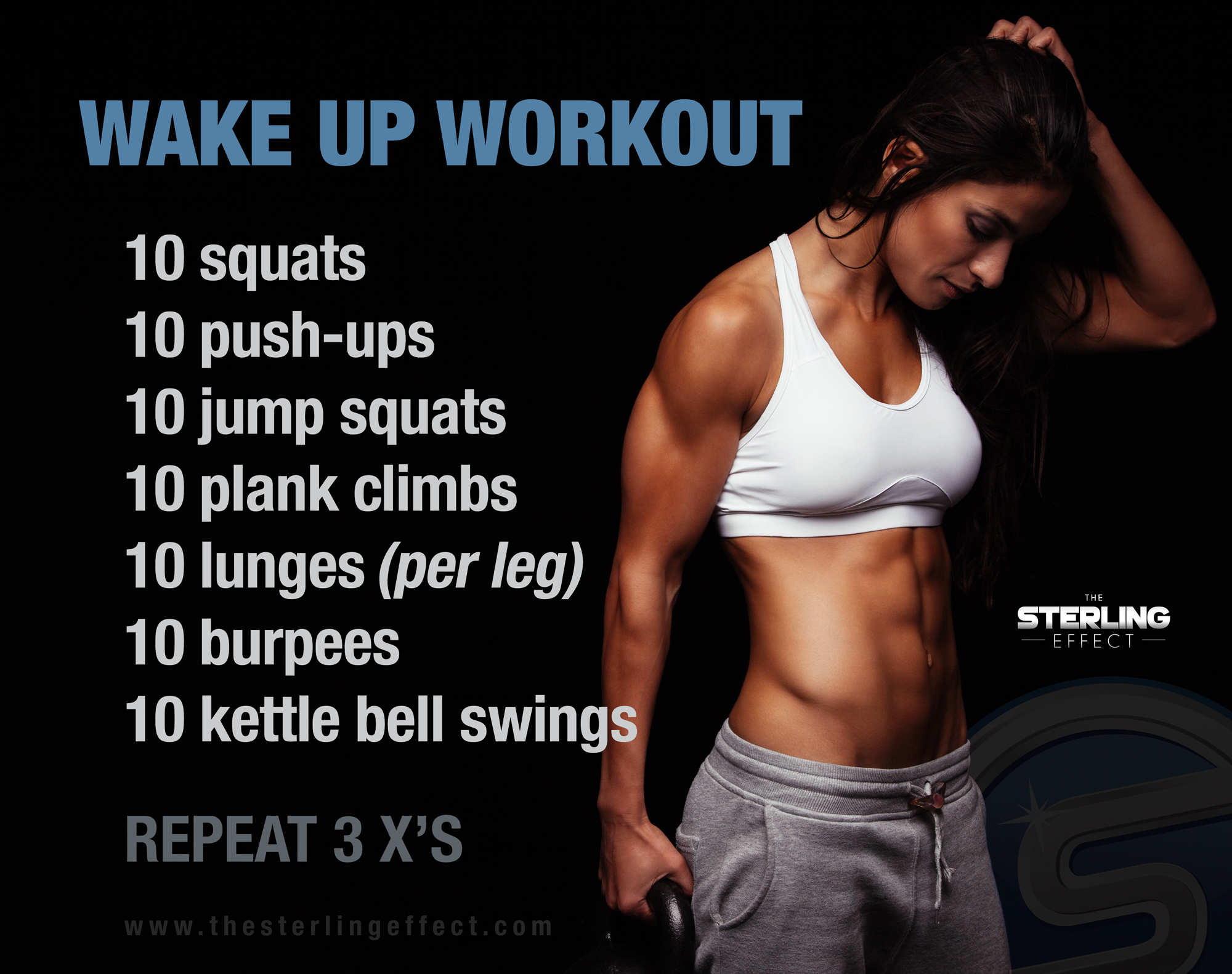 FREE workout for the morning