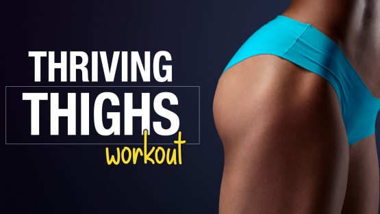 Free workout for nice thighs