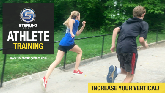 Athlete Training - Increase your vertical